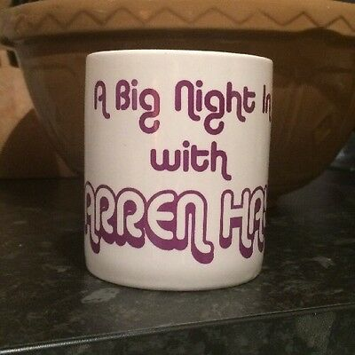 Darren Hayes - A Big Night In With Darren Hayes Mug - Official Tour Merchandise