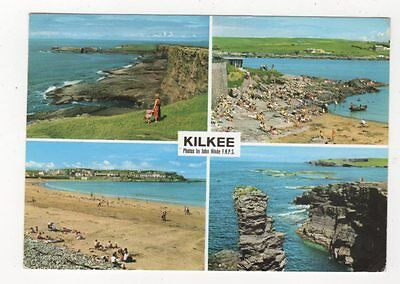 Kilkee Co Clare 1965 Postcard Ireland 640a