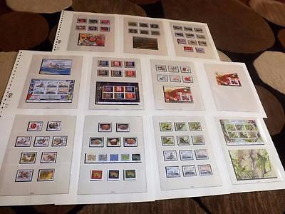Jersey-2010-Compl Years Commem Sets+Sheets-Available Separately-All Unm Mint-Mnh