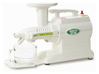 Tribest Green Star GS-1000 Juice Extractor **NEW IN BOX** (Ships FAST!)