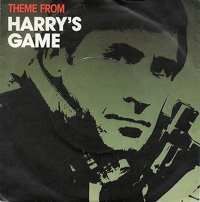 Clannad - Theme From Harry's Game / Strayed Away. (Uk, 1982, Rca 292)