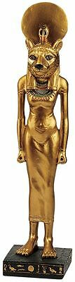 Egyptian Sekhmet Lion Goddess of Power & War Statue
