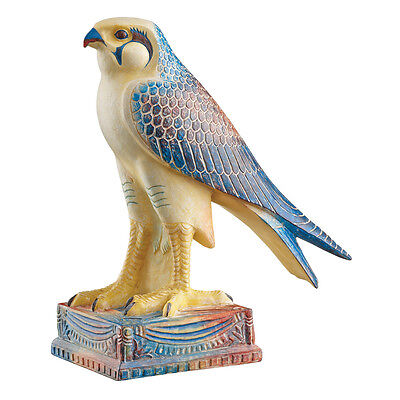 Egyptian Falcon God of Divine Order Horus Statue Home Decor Sculpture