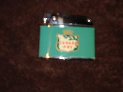 Canada Dry Vintage Lighter - Never Used / Mint With Original Penguin Box