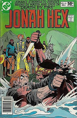 JONAH HEX #43  Dec 1980