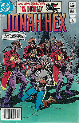 JONAH HEX #60  May 1982