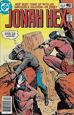 JONAH HEX #38  Jul 1980