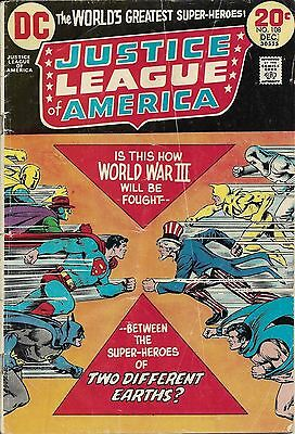 JUSTICE LEAGUE OF AMERICA #108  Dec 1973
