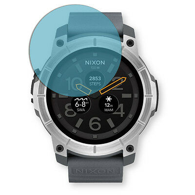 Golebo Screen Film for Privacy protection blue for Nixon The Mission
