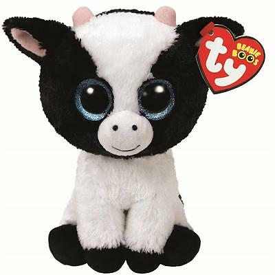 Ty Beanie Babies 36841 Boos Butter the Cow Boo