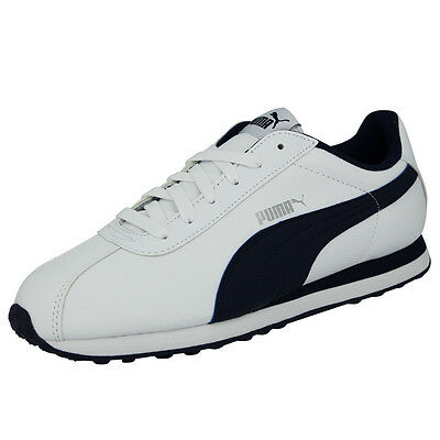 Puma TURIN Chaussures Mode Sneakers Homme Blanc