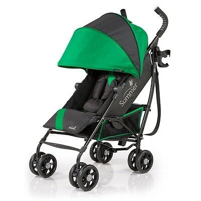 Summer Infant 3D-one Convenience Stroller  Brilliant Green