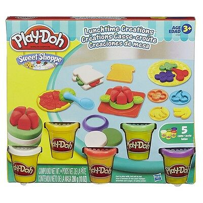 Play-Doh Sweet Shoppe Lunchtime Creations Set