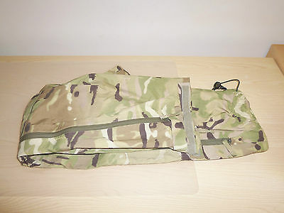 British Army-Issue MTP Gore Tex Waterproof Trousers. Large.