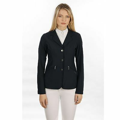 Horseware Womens Competition Jacket Ladies Coat Button Fastening