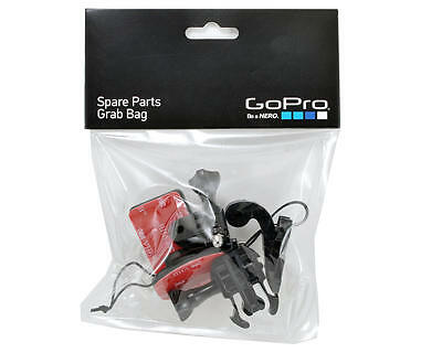 GoPro GRAB BAG 8-Piece Replacement Spare Parts  AGBAG-001 NEW