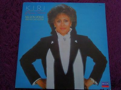 Kiri - Blue Skies , Vinyl, LP, 1985 , UK , KTKT 1