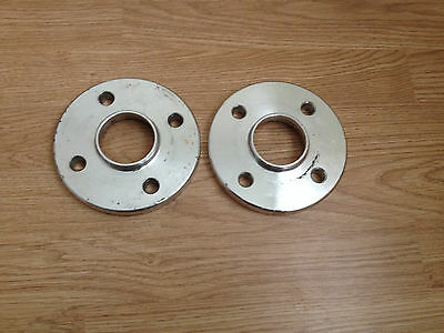 4x100 spacers 15MM,BMW E30 ,VW GOLF