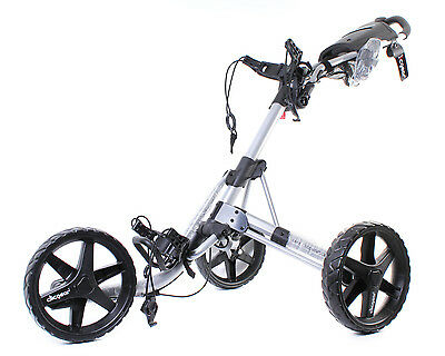 Clicgear Rovic 3.5 Plus Buggy - Silver - New -  #d5698