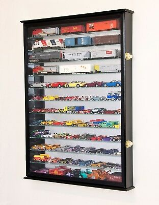 1:36 1:43 1:64 Diecast Cars / HO TRAIN /LEGO /Pocket Pro/ Display Case Cabinet