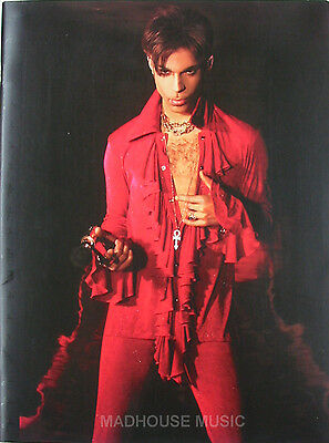 PRINCE PROGRAMME New Power Soul Tour 1997 UK Stunning Programme NEW Withdrawn