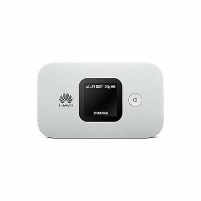 Huawei E5577C 150 Mbps 4G LTE & 43.2 Mbps 3G Mobile WiFi Hotspot Weiß