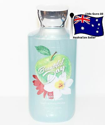 BATH & BODY WORKS ** Beautiful Day ** BUBBLE BATH 295ML ~ FULL SIZE