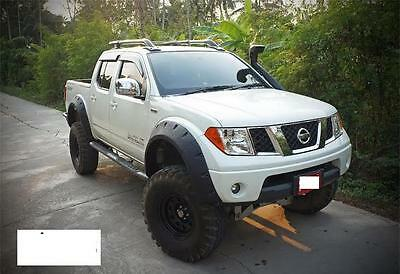 Nissan Navara D40 wide wheel arch/extender/Guard/flares