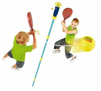 Swingball Classic Outdoor Garden Swingball Tennis Game Fun Play by Mookie