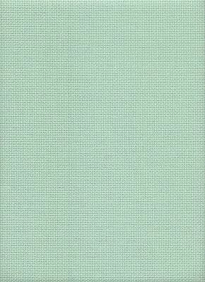 14 count Zweigart Mint Green Aida Cross Stitch Fabric 49x54cm