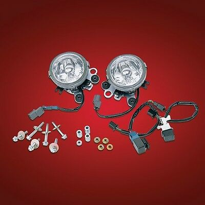 Honda Gl1800 Goldwing 2001-10 Clear Lower For Light Kit Show Chrome 52-604