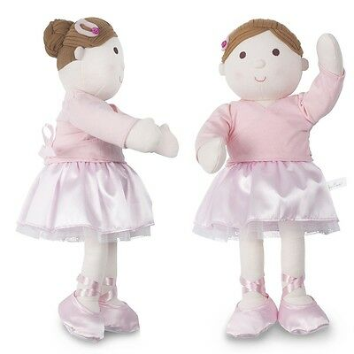 Silver Cross Darcey 'Ballerina' Rag Doll Bit's missing read main text.
