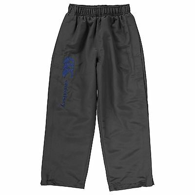 Canterbury Kids Junior Boys Open Hem Sweatpants Rugby Baselayer Bottoms Trousers