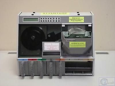 Scan Coin SC22 Commercial Coin Sorter 700 Coins/Minute Refurbished Excellent