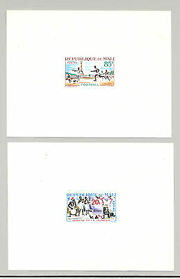 Mali #48-51 Sports, Soccer 4v Deluxe Sheets