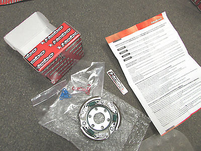 HEBO SCOOTER RACING HD CLUTCH - 107mm - PIAGIO AND HONDA AND PUEGOT