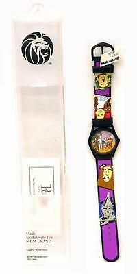 1997 Wizard of Oz Watch made Exclusively for the MGM Grand in Las Vegas