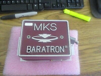MKS Baratron  Model: 690A01TRC Heated High Accuracy Capacitance Manometer <