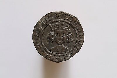 Stunning Grade Edward III Penny, Treaty Period, London Mint, S1624