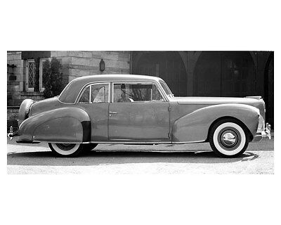 1949 Lincoln Continental Factory Photo uc6718