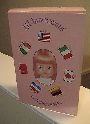Li'l Innocents International By Effanbee - Germany - New In Box