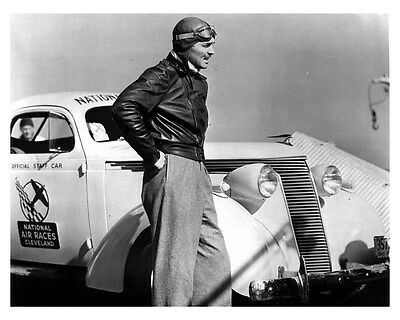 1937 Studebaker Coupe Factory Photo Clark Cable uc6858