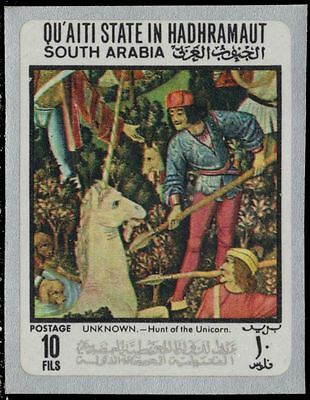 "ADEN QUAITI 157B - ""Hunt of the Unicorn"" (pa76841)"
