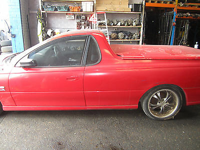Holden Commodore Vz V6 Ute Auto 127,000Kms On It Currently Wrecking 1Wheel Nut