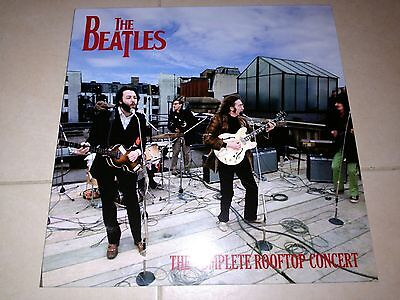 The Beatles - The Complete Rooftop Concert-Lp Bianco - 33 Giri-Nuovo, Aperto
