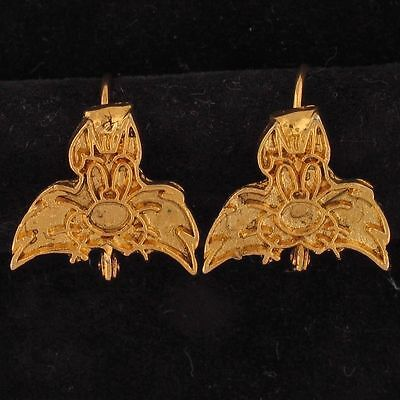 EARRINGS Sylvester Cat WARNER BROS LOONEY TUNES Gold FACE GIFT WB STORE 5134