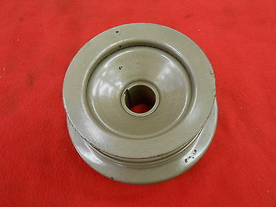 "Crankshaft Pulley 1949-53 Ford Mercury Flathead V8 2 Wide 5/8"" Grooves SCTA TROG"