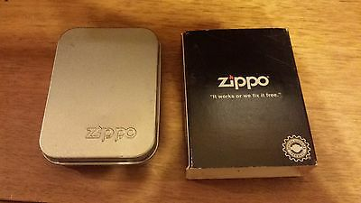Zippo Lighter - Man On A Mission - Dale Earnhardt- Used