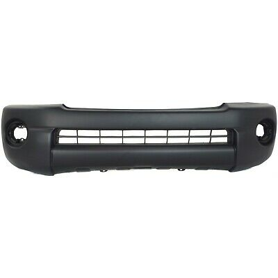 NEW Textured Black Front Bumper Cover Fascia for 2005-2011 Toyota Tacoma 05-11
