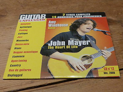 John Mayer - The Heart Of Life - French Only Cd !!!! Unique P/s!!!!!!!